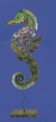 Small Seahorse on Stand